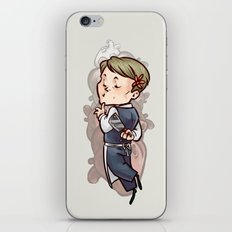 hannibal lecter iPhone & iPod Skin