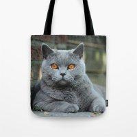 Diesel The Cat ! Tote Bag