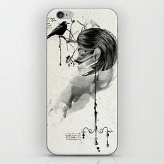 Find me into myself iPhone & iPod Skin