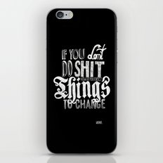 Things to change iPhone & iPod Skin