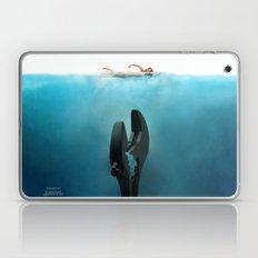 Crescent Jaws Laptop & iPad Skin