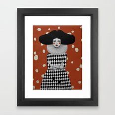 Rodinia Framed Art Print