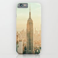 New York City Skyline Dreams iPhone 6 Slim Case