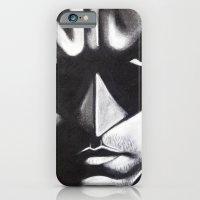 DARK HERO FACE iPhone 6 Slim Case