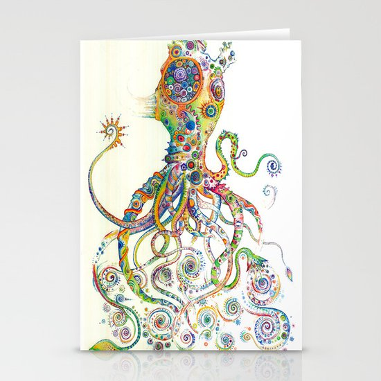 The Impossible Specimen 2 Stationery Card