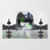 NYC - I Love New York 2 Rug