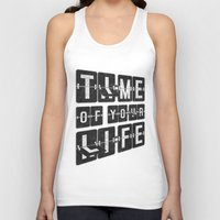 Time Of Your Life Unisex Tank Top