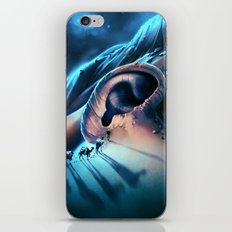 I Want To Talk To You iPhone & iPod Skin