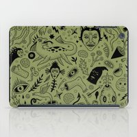 Curious Collection No. 2  iPad Case