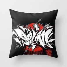 nippon Throw Pillow