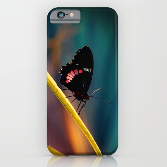 Butterfly#2 iPhone & iPod Case