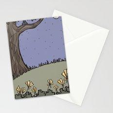 Night Tree Stationery Cards