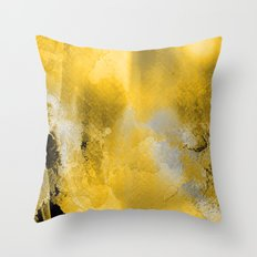 Old-School Orchard Throw Pillow