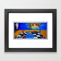 A Dolli Dream Framed Art Print