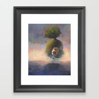 The Argonaut Framed Art Print