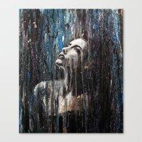 La Douleur Exquise. Canvas Print