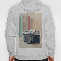 Vintage Film Camera  Hoody