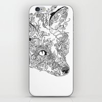 Her Complicated Nature I iPhone & iPod Skin