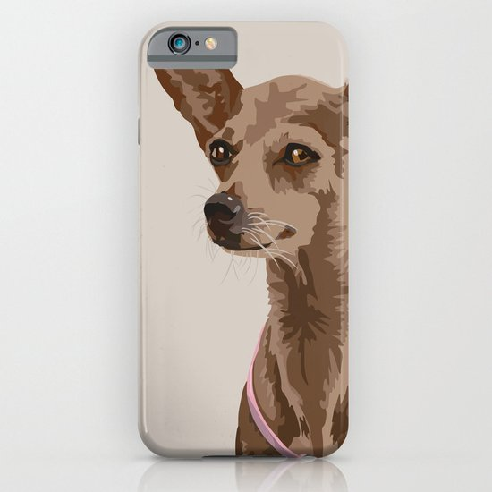 Macy the Chihuahua Dog iPhone & iPod Case