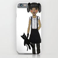 iPhone & iPod Case featuring Daliah by Feral Doe