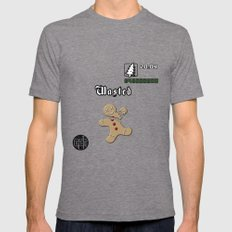 Christmas Inspired By GT… Mens Fitted Tee Tri-Grey SMALL