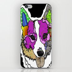 I love Corgis iPhone & iPod Skin