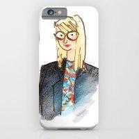Fashion Illustrated iPhone 6 Slim Case