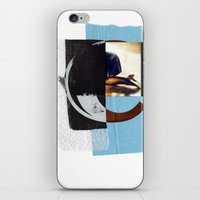THE CRAWL iPhone & iPod Skin