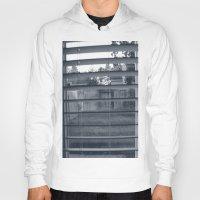 Black & White Background Hoody