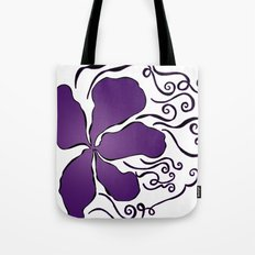 A Bit Winded Tote Bag