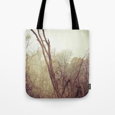 To the woods Tote Bag