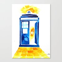 The Doctor of Oz Canvas Print