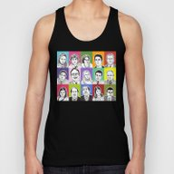 The Office Unisex Tank Top