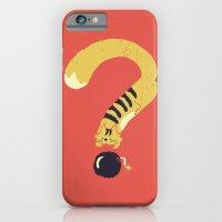 Question Mark (Curiosity… iPhone 6 Slim Case