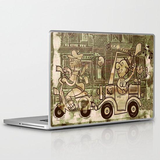 nice spot Laptop & iPad Skin