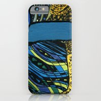 town by the ocean iPhone 6 Slim Case