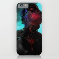 iPhone & iPod Case featuring Cyberpunk #2 by Lunaramour
