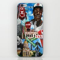 Parts Of Atlanta iPhone & iPod Skin