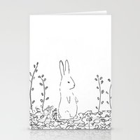 conejo Stationery Cards