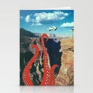 Canyon Stationery Cards