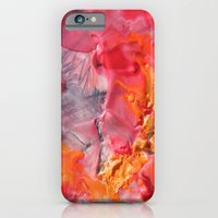 iPhone & iPod Case featuring Adrift  by Erin McGuire Art