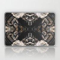 Dark Feathers Laptop & iPad Skin