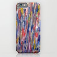 iPhone & iPod Case featuring The Response #2 by Greg Mason Burns