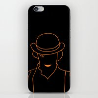 Mr. DeLarge iPhone & iPod Skin