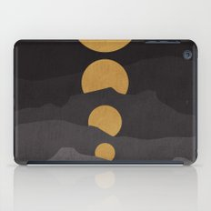 Rise of the golden moon iPad Case