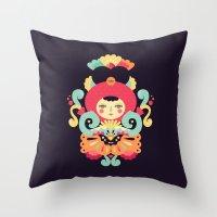 Keiko Throw Pillow