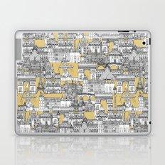 Paris toile gold Laptop & iPad Skin