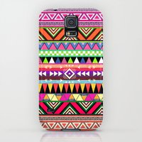 Galaxy S5 Cases featuring OVERDOSE by Bianca Green