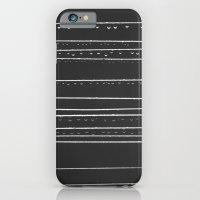 168 Drops & Droplets  iPhone 6 Slim Case