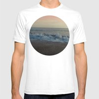 Crystal Cove Mens Fitted Tee White SMALL
